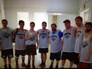 hillel bball tournament 2013