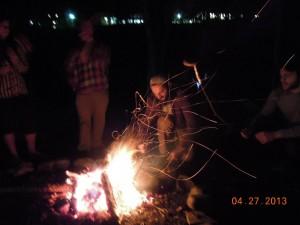 cornell bonfire