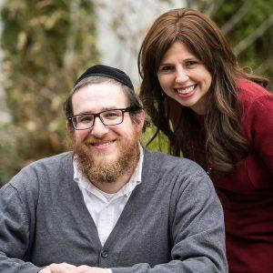 Rabbi Reuven and Shira Boshnack, OU-JLIC at Brooklyn College educators