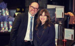 Rabbi Aaron and Miriam Greenberg, OU-JLIC of Greater Toronto educators